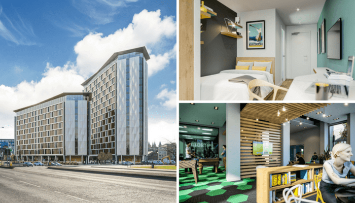 Student Accommodation Investment in Liverpool